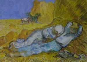 reproduction-de-la-sieste-de-van-gogh-300x214 dans Billevesees & coquecigrues