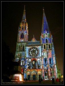 Cathédrale dans Billevesees & coquecigrues Chartres-228x300