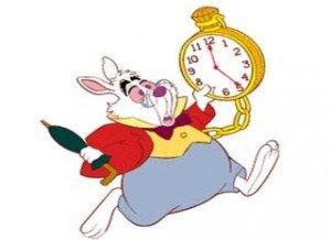 Je suis en retard ... dans Billevesees & coquecigrues lapin_alice-300x218