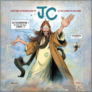 LA COUVERTURE JC