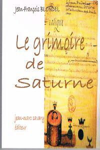 GRIMOIRE DE SATURNE