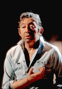 Serge Gainsbourg. Charriau